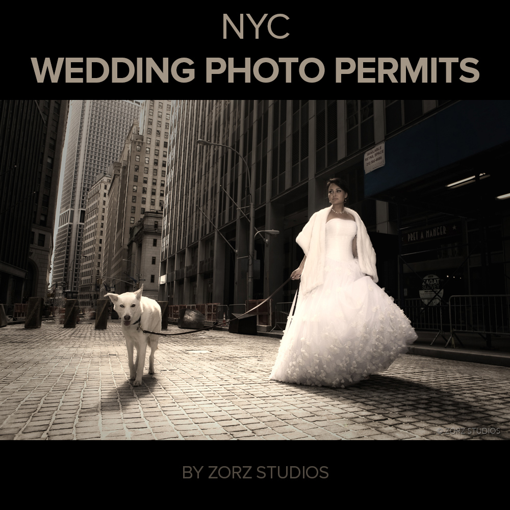 NYC Wedding Photo Permits for Most Popular Photoshoot Locations by Zorz Studios (11)