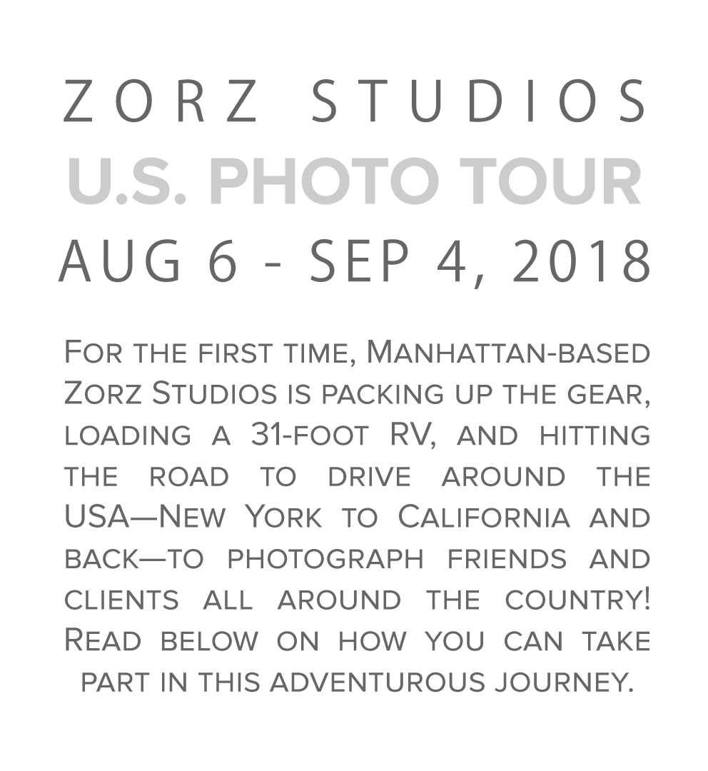 ZORPHOTOUR: Zorz Studios US Photo Tour 2018 (3)