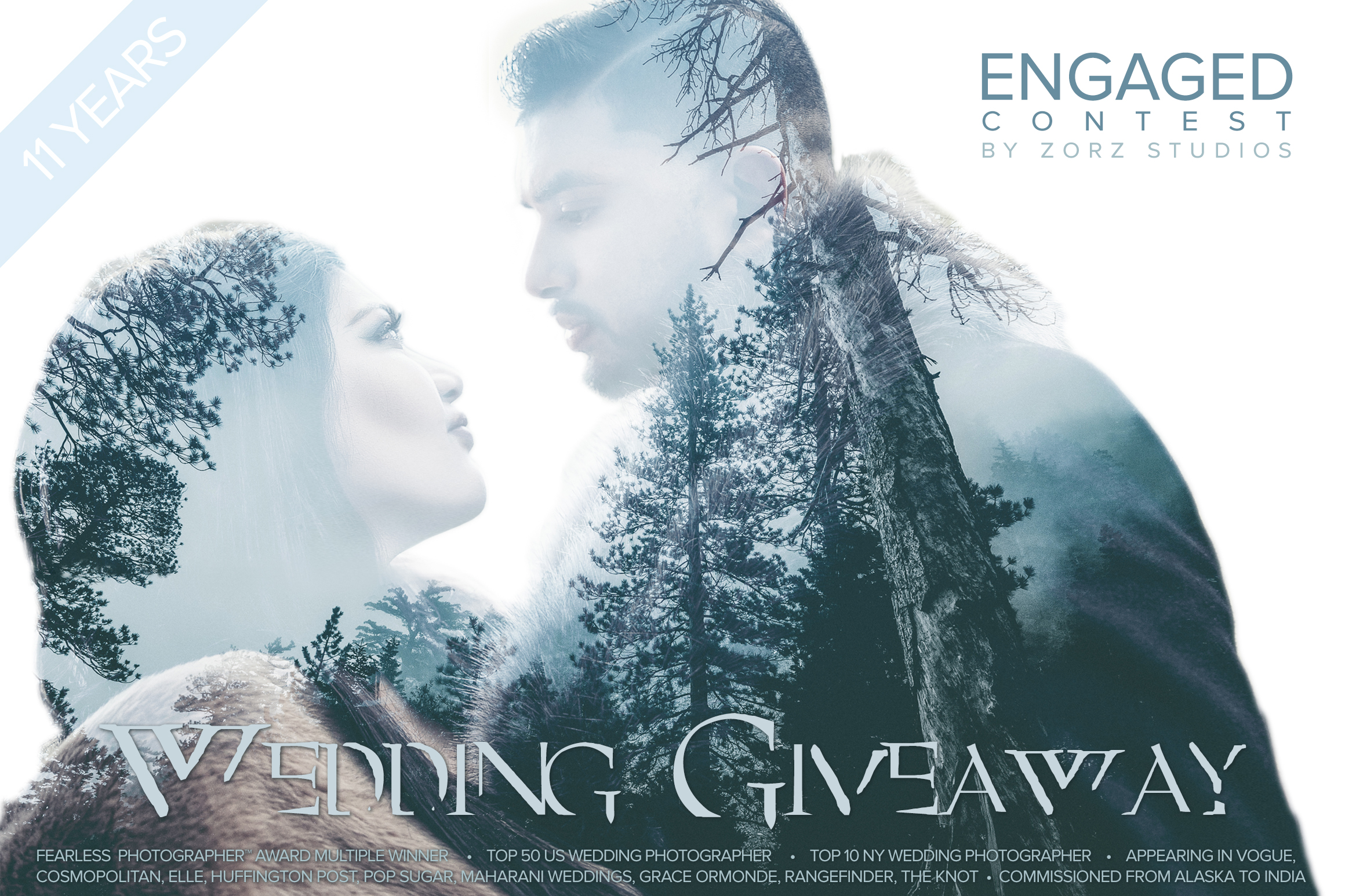 Wedding Giveaway: EngagEd 2020