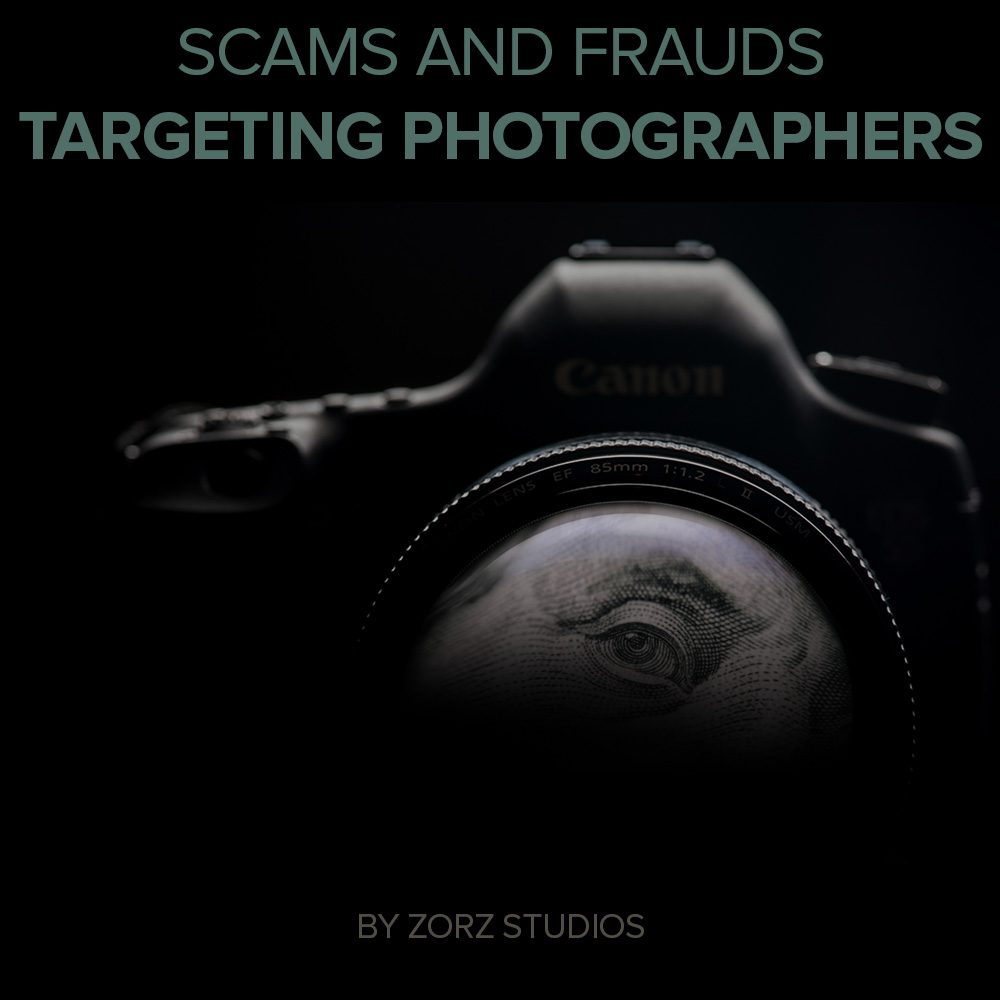 Scams and Frauds Targeting Photographers, Unveiled by Zorz Studios (2)